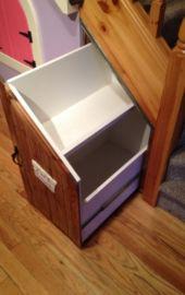 Under stairs storage solution - playground - George Quinn Stair Parts Plus